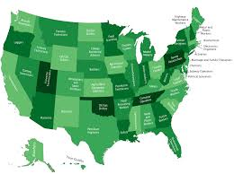 Most Common Job The Most Disproportionately Popular Job In Every State
