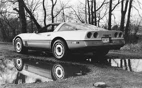 1985 Chevrolet Corvette C4 Image. https://www.conceptcarz.com ...