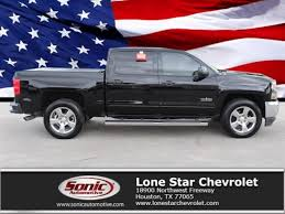 Used 2016 Chevrolet Silverado 1500 LT For Sale in Houston TX | Stock ...