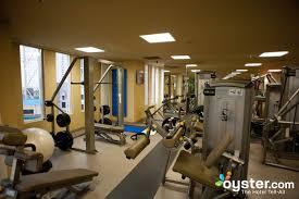 fitness center in the new york new york hotel