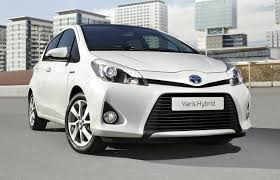 Toyota Yaris Hybrid wallpapers - Auto Power Girl