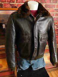 amazing vintage leather er motorcycle jacket 42 cooper sportswear flight g 1