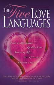 Five Love Languages Chart The Five Love Languages Wikipedia