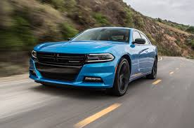 2016 Dodge Charger SXT Blacktop First Test: A More Edgy, Family ...