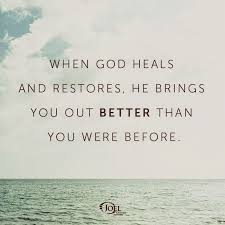 God Healing Quotes