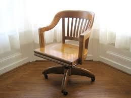 Vintage wooden office chair Captains Vintage Wooden Desk Chair Awesome 9rrrbinfo Vintage Wooden Desk Chair Awesome Home Decorators Repairing