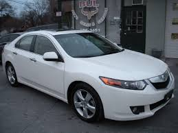 used 2010 acura tsx technology package navigation hid xenon headlights leather heated