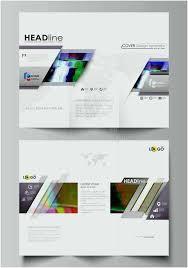 Best Free Brochure Templates Simple Tri Fold Brochure