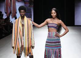 Nigeria Fashion Designer Clothes Kenneth Ize The Lvmh Prize Finalist Redefining African