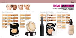 Avon Makeup Guide