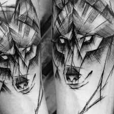 Lovely Sketch Style Tattoo Design Ideas Matchedz