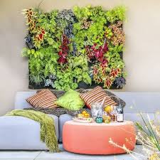 florafelt pockets living wall by planted places