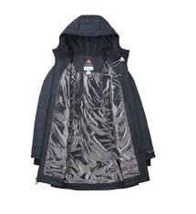 Columbia Omni Heat Light Jacket Columbia Womens Morning Light Omni Heat Long Jacket Coat Puffer