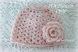 Baby Beanie Crochet Pattern 3 6 Months Awesome Decoration