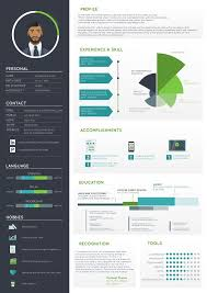 ... Fantastic Infographic Resume 4 1212 Best Images About Infographic Visual  Resumes On Pinterest ...