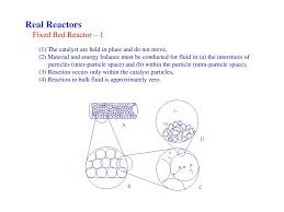 Fixed Bed Reactor Design Ppt Fixed Bed Reactor 1 Powerpoint Presentation Free