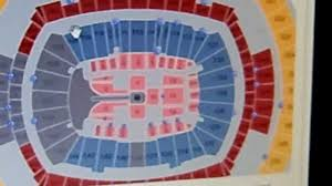 Wrestlemania 36 Seating Chart A Look At The Wrestlemania 29 Seating Chart