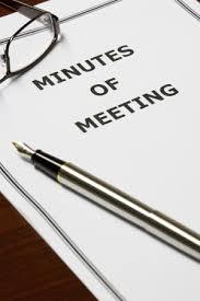 Board Minutes Elmwood Park Public Schools