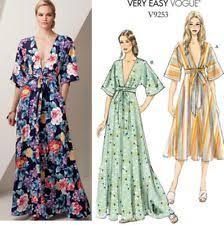 Vogue Patterns Dresses Adorable Vogue Patterns Sewing Pattern Dresses For Sale EBay