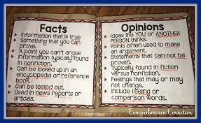 Opinions are different from facts. How To Teach Fact And Opinion With Finding Winnie Comprehension Connection Fact And Opinion Mentor Texts Facts