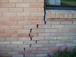 Cracks in your brick? Ram Jack can repair your foundation.