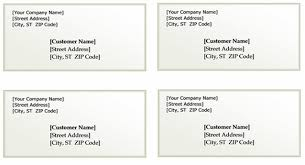 address label templates free mailing labels template