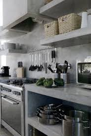 Home Interior Kitchen Design 82 Best Images About Cool Concrete Kitchens On Pinterest