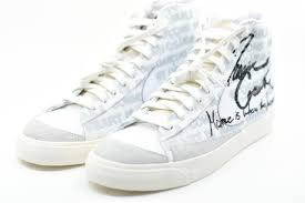 Nike blazer mid comme des garcons x naomi osaka. Comme Des Garcons X Naomi Osaka X Nike Blazer Mid Sz 10 5 Da5383 100 In Search Of