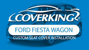 coverking 2016 2018 ford fiesta custom seat cover installation