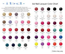 Ibd Colour Chart Ibd Nail Kit Best Image Wallpaper Beauty Gel Nail
