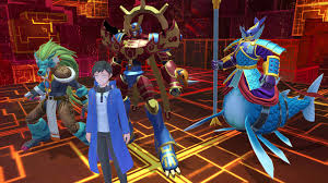 Digimon Cyber Sleuth Hacker S Memory Digivolution Chart Review Digimon Story Cyber Sleuth Hackers Memory Ps4