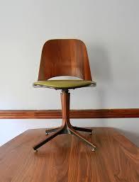 mid century desk chair. Innovative Mid Century Modern Desk Chair Plycraft Swivel F