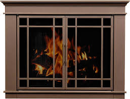 burbank fireplace bbq glass doors prefabricated hamilton bronze