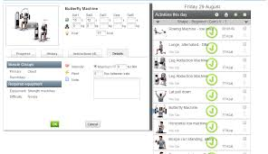 Activity Calendar Met Value Of Activity Welcome To The