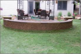 backyard raised patio ideas. Sturdy Raised Patio Ideas For Your Front Yard Backyard C