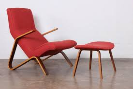 eero saarinen furniture. Grasshopper Chair And Ottoman By Eero Saarinen For Knoll Sale Furniture