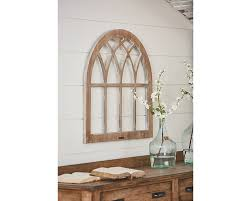 beautiful design window wall art minimalist cathedral frame decor magnolia home stickers decal artwork uk arched above beach