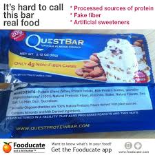 are quest bars really as nutritious as claimed