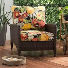 alla indoor outdoor lounge chair cushion