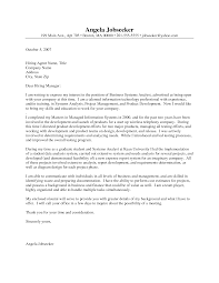 Best Photos Of Entry Level Cover Letter Example Entry Level