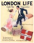 filter-tipped cigarette