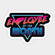 Emploee Of The Month Employee Of The Month