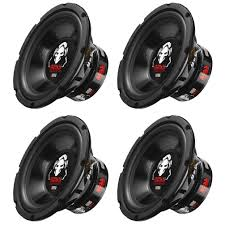 Boss Audio 8-Inch Dual Voice Coil 4-Ohm 1000-Watt Car Subwoofer (4 Pack)  P80DVC - Walmart.com - Walmart.com