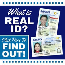Real Id Of Revenue Department - Kansas