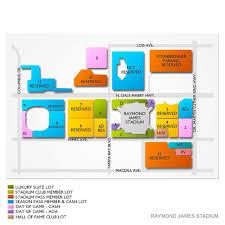 Raymond James Seating Chart Luke Bryan Raymond James Stadium Parking