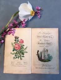 John Henry Floral Design Books Spread Of Flower Symbolism From The Victorian Language Of