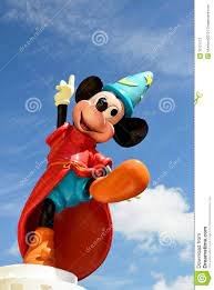 Mickey Mouse Fantasia Disney Figure Editorial Photography - Image of  collection, character: 30121577