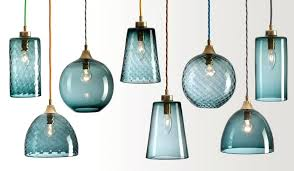 classy hand blown glass pendant lights creative decoration ceiling light best lighting planner with multi globe