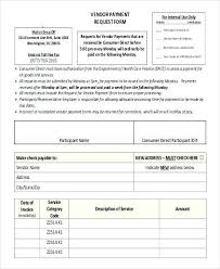Payment Requisition Form Template Inspirational 7 Sample Cheque ...