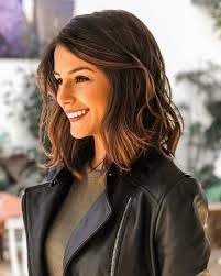 Coupes Cheveux Mi Long Pour Femmes Modèles 2019 Cheveux